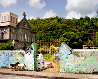 Anse La Raye Church, St. Lucia
